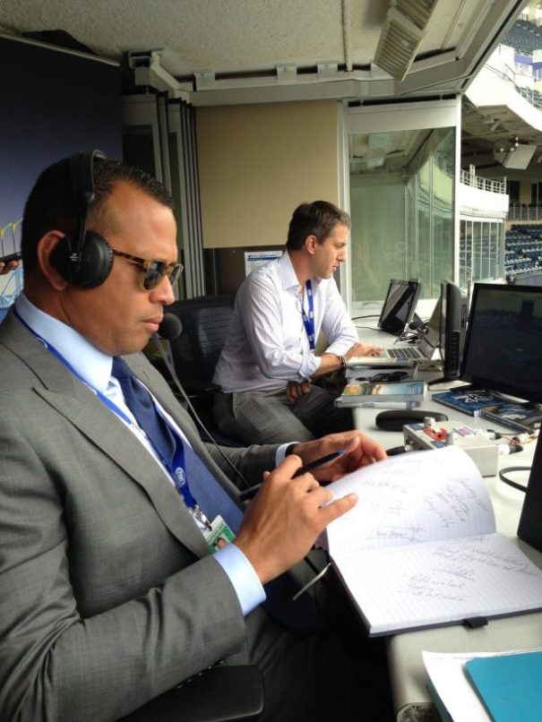 A-Rod-Broadcast-Booth