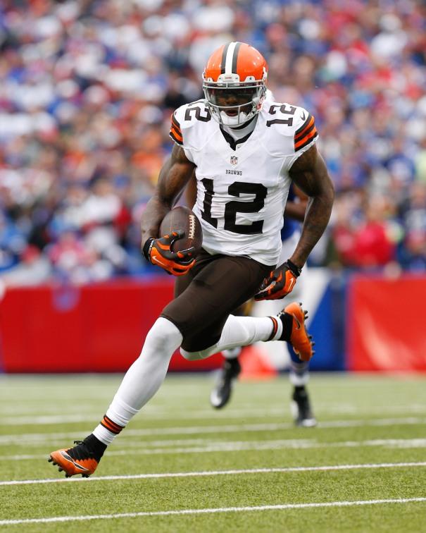 NFL: Cleveland Browns at Buffalo Bills