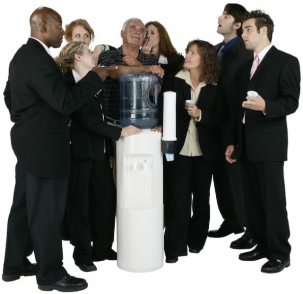 water cooler talk
