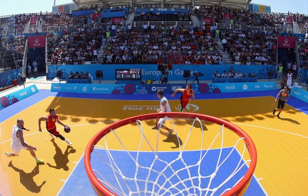 Basketball - Day 11: Baku 2015 - 1st European Games